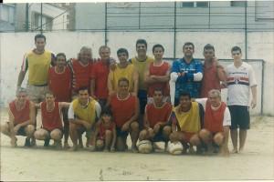 Atletas do Clube Sírio Libanês  de Santos